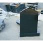 中国黑墓碑 芝麻黑磨光面 福建墓石料 g654石材墓碑半成品批发