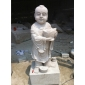散财童子  石雕 人物雕刻 园林雕刻 园林建筑 寺庙雕刻