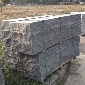 芝麻黑花岗岩石凳
