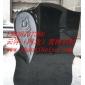 河北黑花岗石美式墓碑