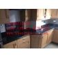 黑色花岗岩板黑色花岗岩台面板厨房台面板