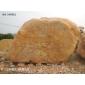 良好园林奇石W3-140901号中型黄蜡石