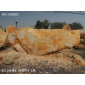 良好园林奇石W5-140903黄蜡石,批发经营大型景观石、大型黄蜡石、巨型刻字石、大型太湖石、水冲石