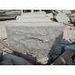 芝麻黑蘑菇石      深灰色花岗岩 芝麻黑花岗岩 芝麻灰花岗岩 乔治亚灰 黄锈石G654 G655