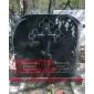 生产各种山西黑墓碑(俄式墓碑,中式墓碑,欧式墓碑、美式墓碑)