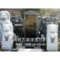 内蒙古赤峰富泽理石厂销售供应墓碑、六方石、园艺石、蒙古黑抛光板材、火烧板、台面板等各类蒙古黑制品及洞