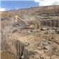 蒙古黑-矿山开采