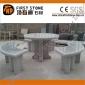 弧形花岗岩桌椅GCF4003