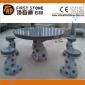 花岗岩海豚家园桌椅套装GCF4001