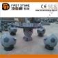 花岗岩足球桌椅套装GCF4002