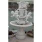大理石天使雕刻喷泉MAF282