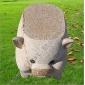 卡通猪雕刻椅子GCF506