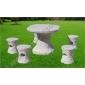 石桌椅套装GCF450