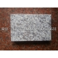 文登白石材花崗巖光面A原產地廠家批發 公司板材價格低