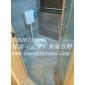金沙石大理石-浴室地面装修