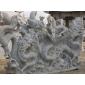 九龙壁石雕、 墙面雕刻九龙壁、承接大型九龙壁雕刻、浮雕九龙壁