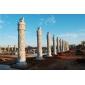 龍柱、九龍壁、石雕、石牌坊、浮雕牌坊、路沿石、天青石、龍柱、石亭、石欄桿 園林 寺廟石塔 廣場工程石