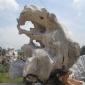 新品上市大型太湖石,大型景观石,大型园林石,大型黄腊石,批发园林景观石,台面石,英石假山,溪流石,草