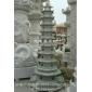 佛教石塔石雕宝塔雕刻