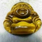 虎眼石」佛像雕刻品