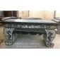 仿古石雕供桌 寺庙专用石雕供桌神桌