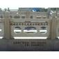 惠安石雕之乡 供应石头栏杆 黄锈石栏板 石栏板雕刻制作厂家