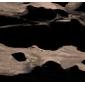 安格拉黑金花石材复合板