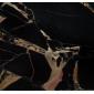 雅典黑金花石材复合板