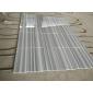 直纹白大理石薄板,直纹白1cm薄板,直纹白薄板305x610x10mm