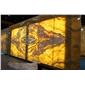 大量供应进口天然黑龙玉拼画 玉石电视餐厅大堂背景.