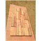 马赛克天然木纹实木精品