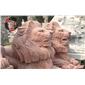 石雕雄狮,雄狮雕塑,西方石狮,门口石狮,银行嗯石狮子