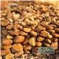 黄蜡石批发、精品黄腊石、吨位黄腊石、驳岸黄蜡石、草地黄蜡石