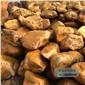 黄蜡石厂家批发溪流石、驳岸石厂家、草坪石价格、批发黄蜡石