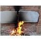 保温材料火烧试验