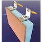 超薄陶瓷板保温装饰一体化2