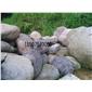 鹅卵石、映山红花岗石、富贵红石材、代代红花岗岩、四季红花岗岩、光泽红花岗岩。