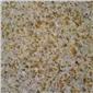 福建锈石G682荔枝面,福建黄锈石,石井锈石火烧面,自然面,菠萝面,异形加工
