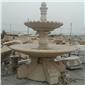 黄锈石花钵,芝麻白花钵,园林景观花盆,水钵,喷泉盆