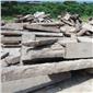 老石头条石,旧石头,老地铺石,古建石头,古建台阶