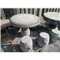 广场庭院石桌石凳
