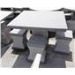 �@林石桌 直供房地�a石桌石凳 工程石桌椅
