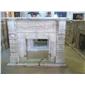 F-013现代欧式冰玉壁炉Fireplace Mantel