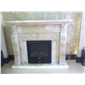 F-250进口冰玉壁炉MARBLE FIREPLACE MANTEL