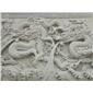 供应石材浮雕,墓碑,雕塑,栏杆,雪花白,汉白玉