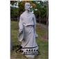 供应名人石雕  石像名人     石材雕塑  校园摆件