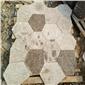 黄秀石冰裂纹文化石