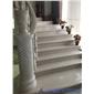 别墅装饰石材,家装别墅楼梯专用石材【自有矿山,货源稳定】