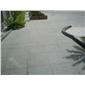 芝麻黑花岗岩G654#石材规格板