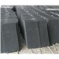 芝麻黑色花岗岩G654#石材外墙干挂板